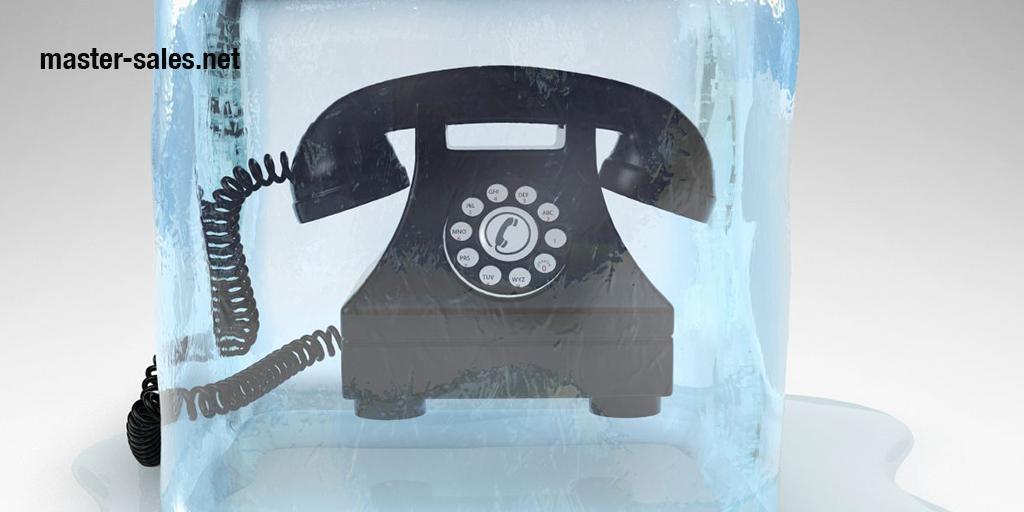 Холодные звонки по телефону техника продаж