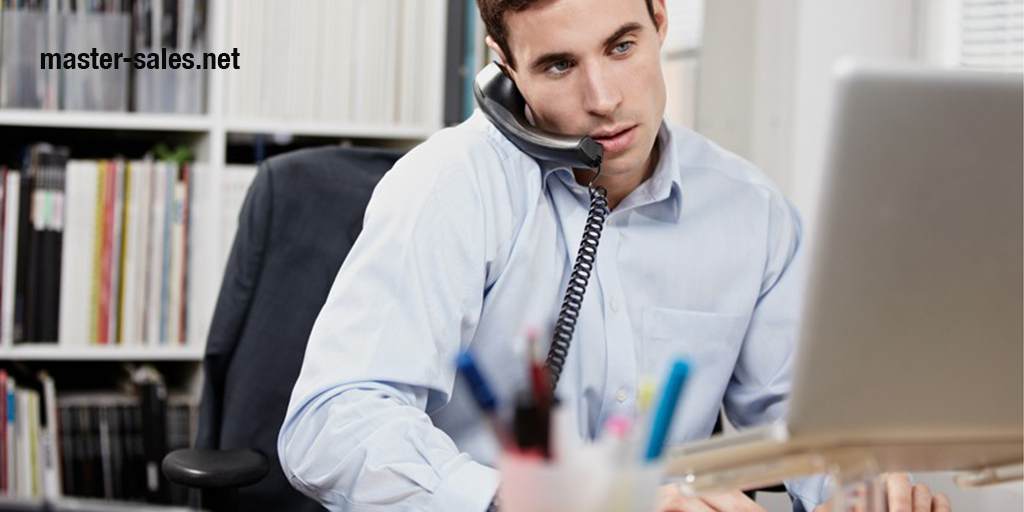 Холодные звонки менеджера по продажам