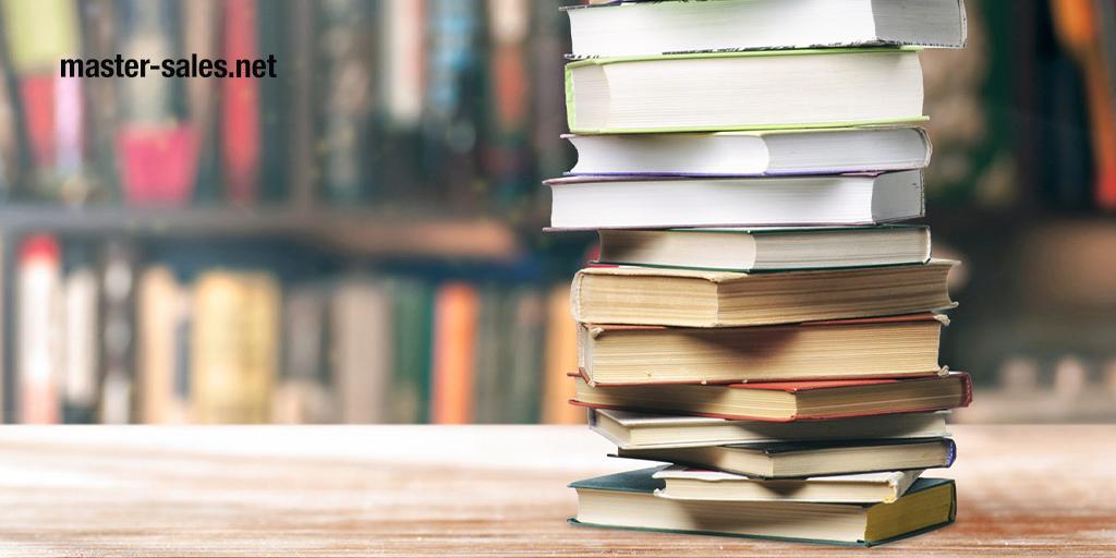 Книги для менеджеров по продажам